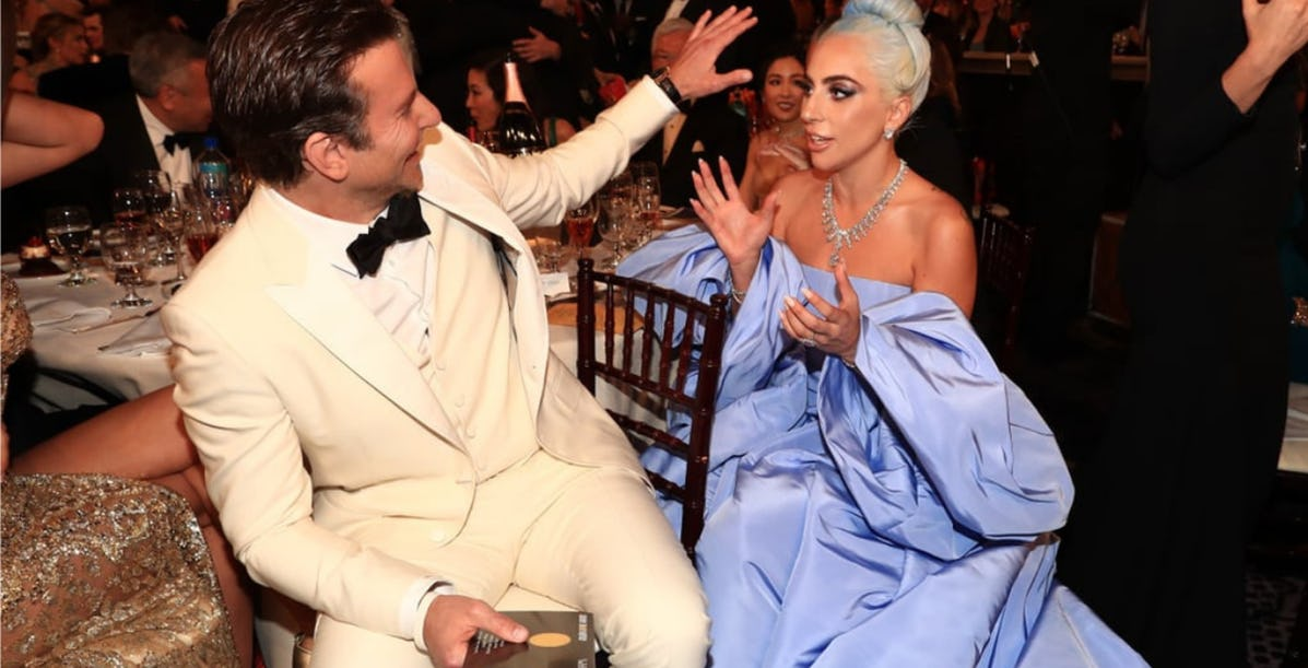 20 Reasons Lady Gaga Bradley Cooper S Relationship Make Our Hearts Melt Making A Cinephile
