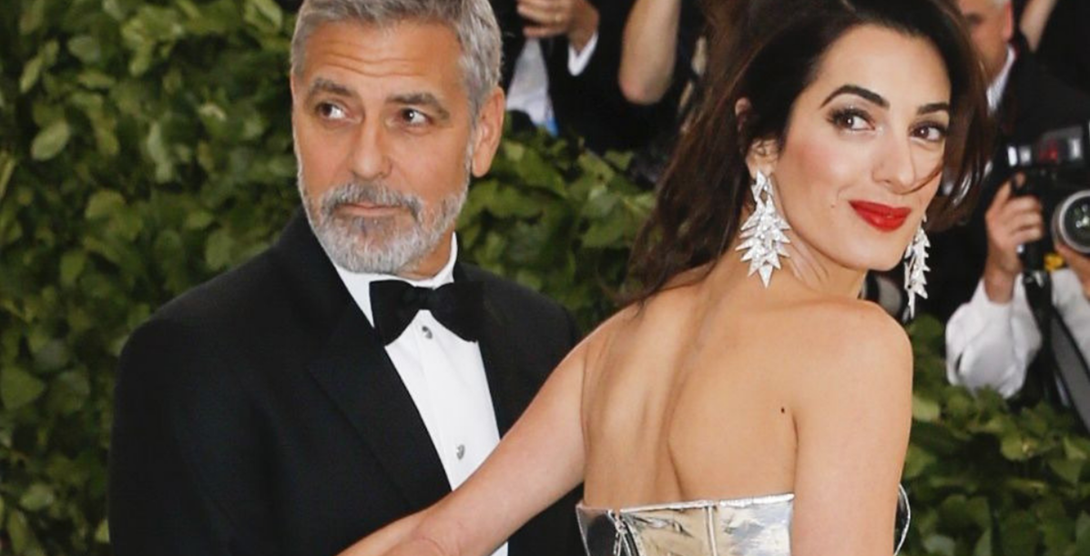 George And Amal Clooney: 20 Things They Don't Want To Share